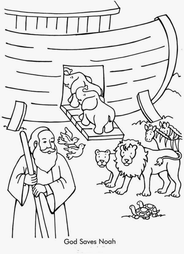 Noah Coloring Pages  Free Christian Coloring Pages Noahs Ark Coloring Pages