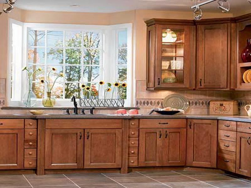 Best ideas about Oak Cabinets Kitchen Ideas . Save or Pin Oak Cabinets Kitchen Design Now.