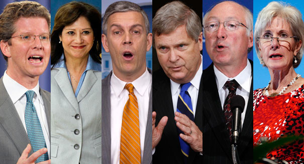 Best ideas about Obama Cabinet Members . Save or Pin Obama s Secretary s of Politics POLITICO Now.