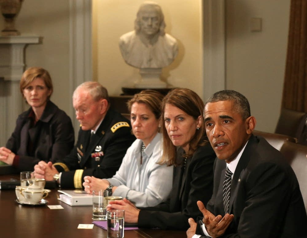 Best ideas about Obama Cabinet Members . Save or Pin Obama Ebola monitoring must be more aggressive Now.