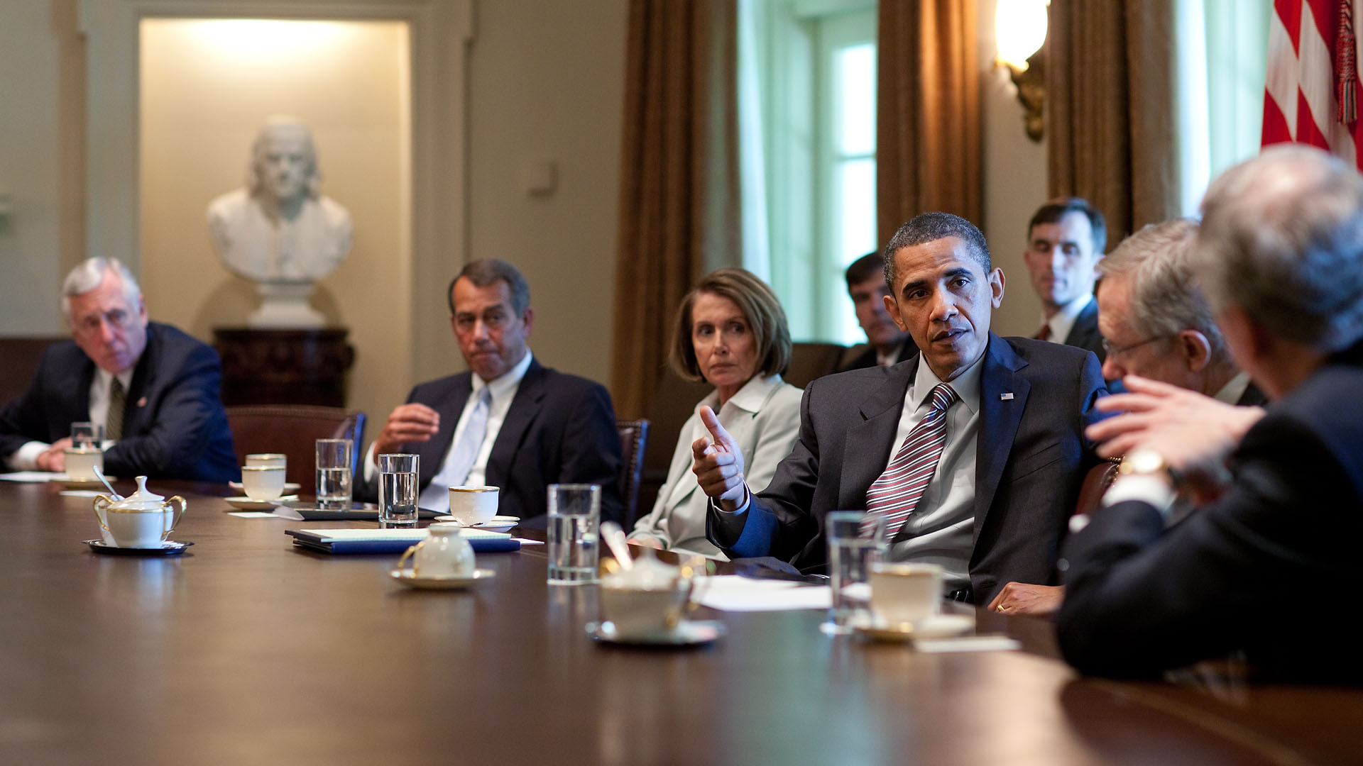 Best ideas about Obama Cabinet Members . Save or Pin President Obama Meets with Congressional Leaders on the BP Now.