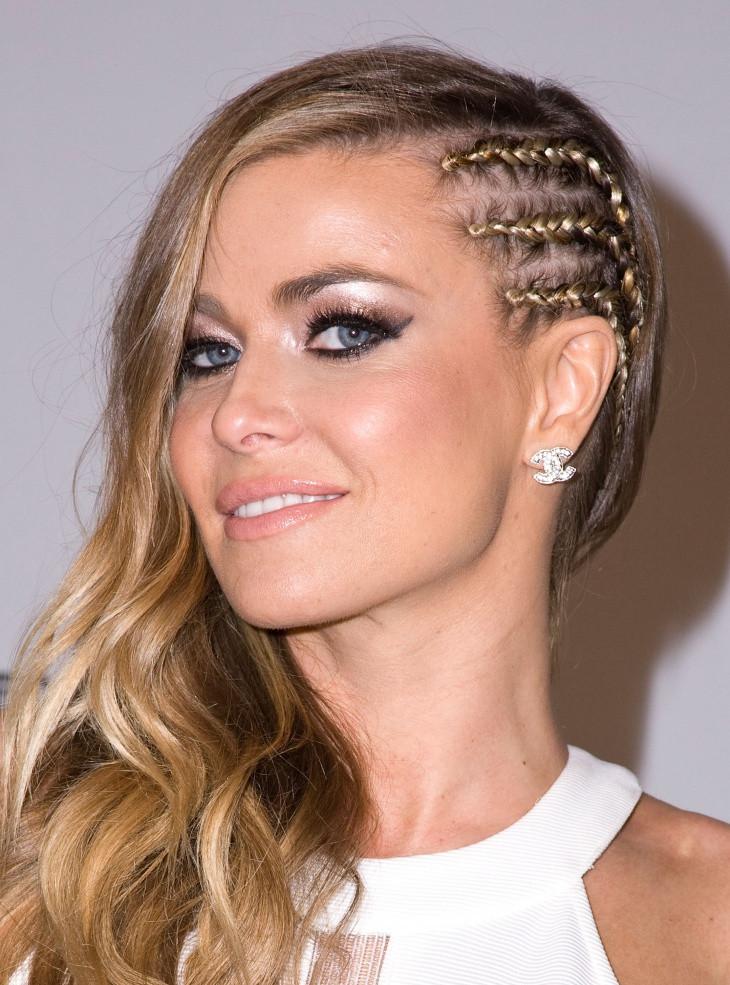 One Side Braid Hairstyles  43 Trendy Braid Hairstyle Designs Ideas