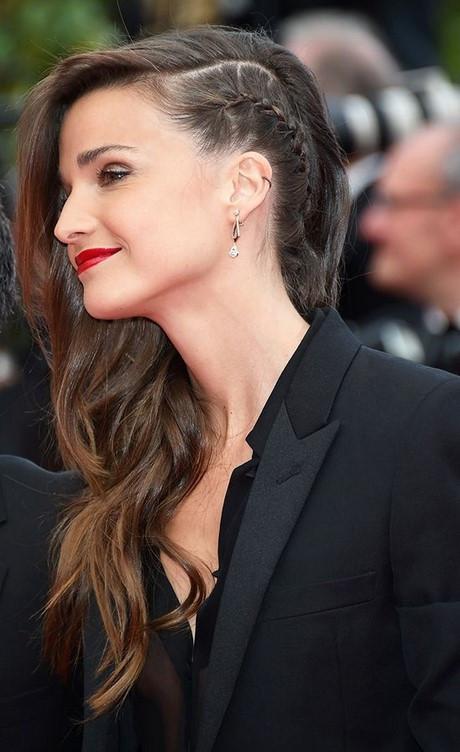 One Side Braid Hairstyles  e side braid hairstyles