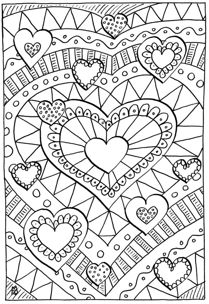 Online Adult Coloring Books  50 Adult Coloring Book Pages