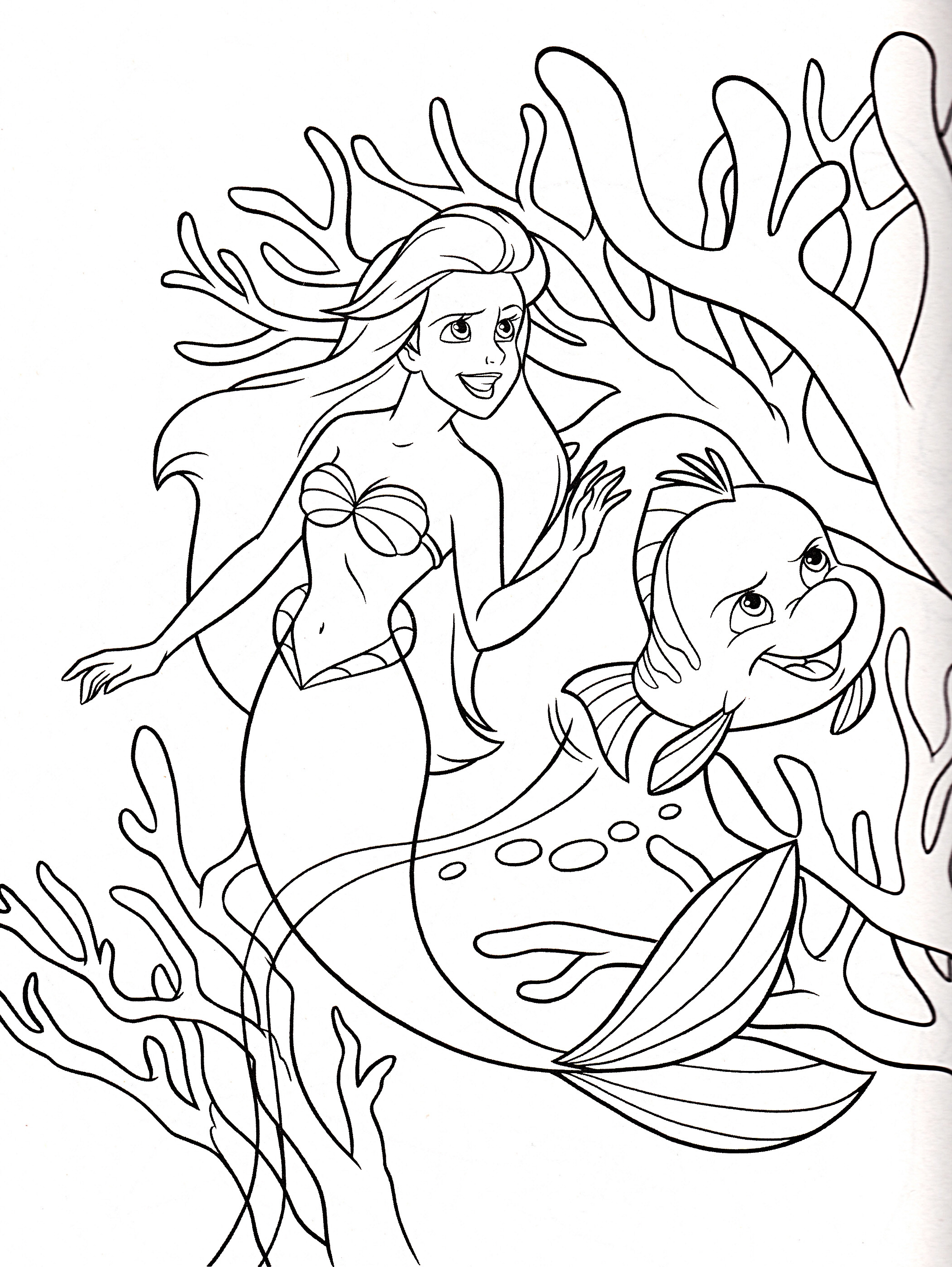 Online Coloring Sheets For Kids  Coloring Pages Disney Coloring For Kids line Coloring