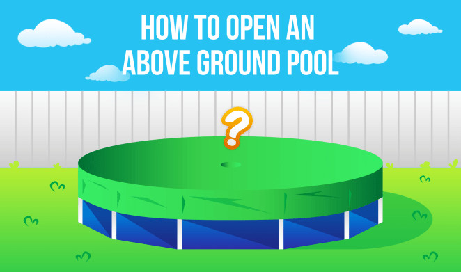 Best ideas about Opening Above Ground Pool . Save or Pin 9 Easy Steps to Open an Ground Pool Ground Now.