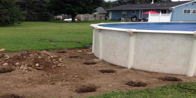 Best ideas about Opening Above Ground Pool . Save or Pin Have An Ground Pool Up The Luxury Factor With This Now.