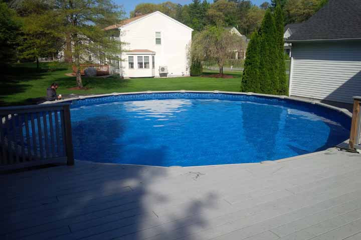Best ideas about Opening Above Ground Pool . Save or Pin Ground Pool Opening MCM Pool Service Norton MA Now.