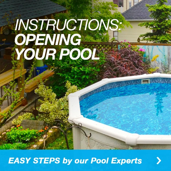 Best ideas about Opening Above Ground Pool . Save or Pin Ground Pools Semi Inground Pools Now.