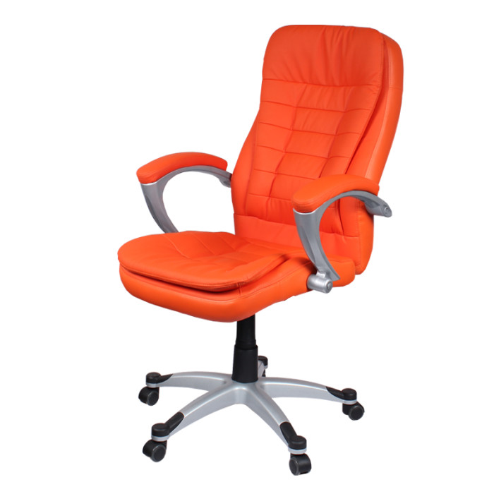 Best ideas about Orange Office Chair . Save or Pin Orange Leather fice Chair Decor IdeasDecor Ideas Now.