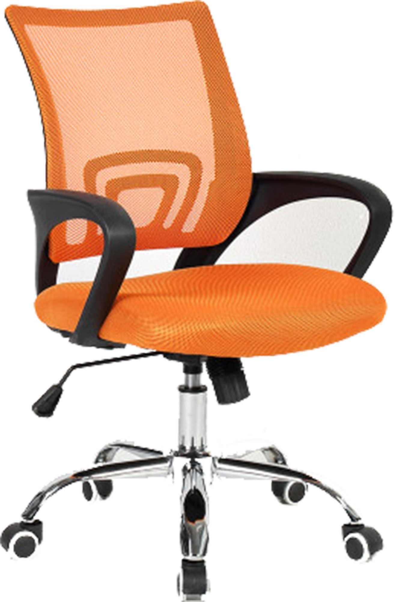 Best ideas about Orange Office Chair . Save or Pin Wayner fice Chair Orange Now.