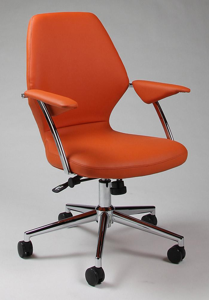 Best ideas about Orange Office Chair . Save or Pin Orange fice Chairs Uk Now.