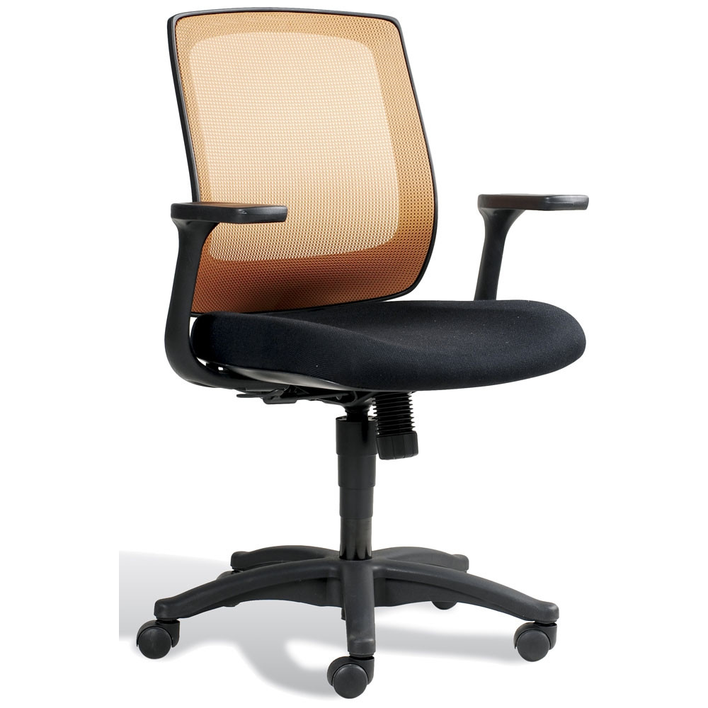 Best ideas about Orange Office Chair . Save or Pin fice Chairs Orange fice Chairs Now.