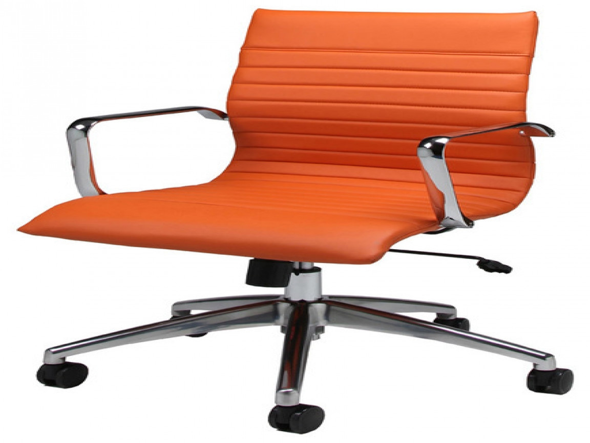 Best ideas about Orange Office Chair . Save or Pin Orange office chairs modern orange office chair modern Now.