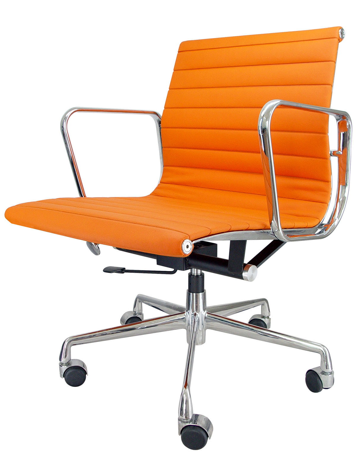 Best ideas about Orange Office Chair . Save or Pin China Orange Eames Chair EOC LME1 China Swivel Chair Now.