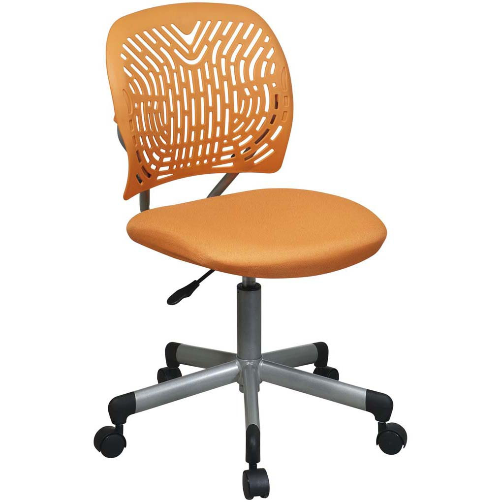 Best ideas about Orange Office Chair . Save or Pin SpaceFlex fice Chair Orange Now.