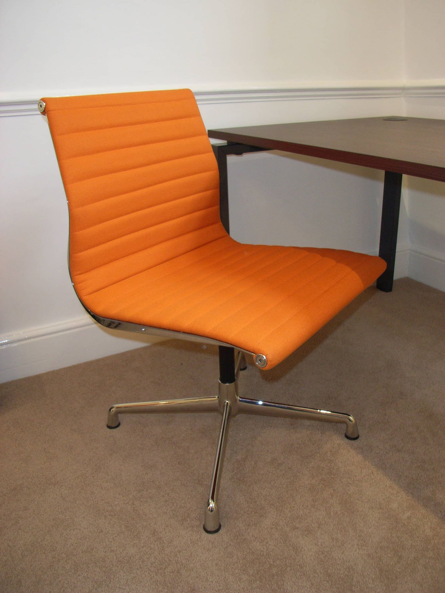 Best ideas about Orange Office Chair . Save or Pin Furniture Style Within Now.