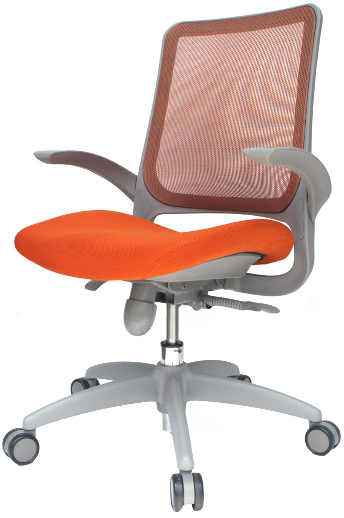 Best ideas about Orange Office Chair . Save or Pin Furniture Accessories Orange Swivel Chairs For Living Room Now.