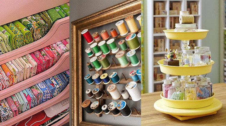 Organization Ideas For Craft Room  11 Drool Worthy Craft Room Organization Ideas