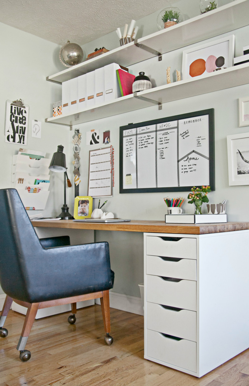 Best ideas about Organizing A Small Office Space . Save or Pin 9 Steps to a More Organized fice Now.