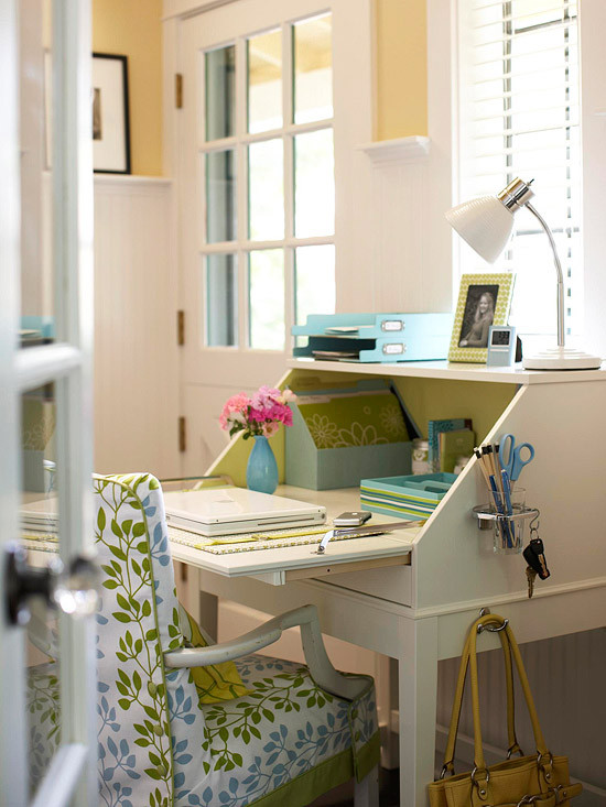 Best ideas about Organizing A Small Office Space . Save or Pin Great Home Organizing Ideas Inspiration for Creating Now.