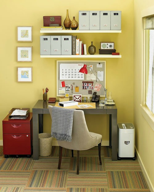 Best ideas about Organizing A Small Office Space . Save or Pin How to Organize Paperwork and Bills Clean and Scentsible Now.
