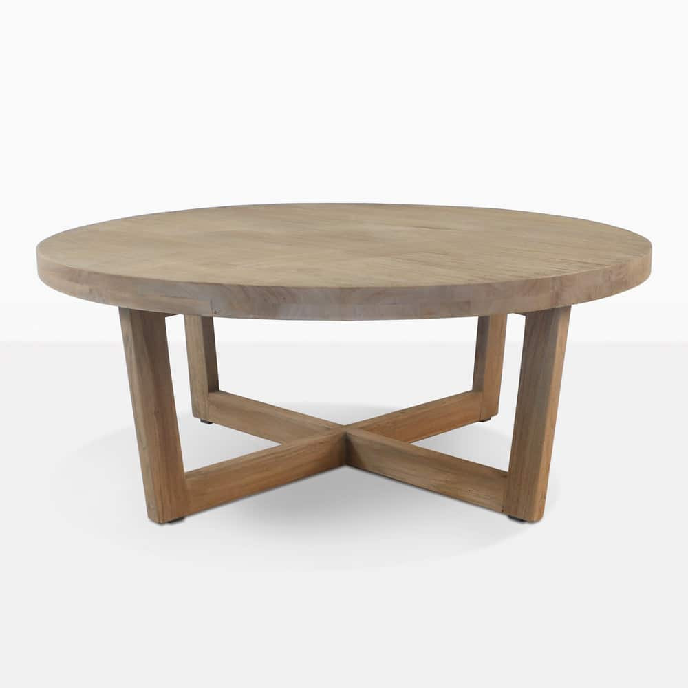 Best ideas about Outdoor Coffee Table . Save or Pin Coco Teak Outdoor Coffee Table Patio Furniture Now.