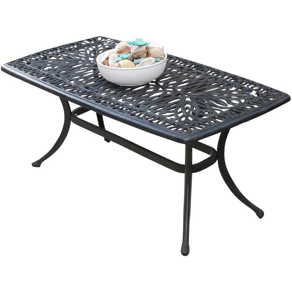 Best ideas about Outdoor Coffee Table . Save or Pin Inspiring Metal Patio Coffee Table Patio Design 384 Now.