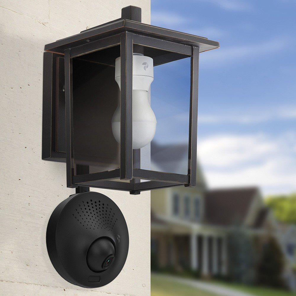 Best ideas about Outdoor Light With Camera . Save or Pin Toucan™ Outdoor 720p HD WiFi Security Camera & Light Kit Now.