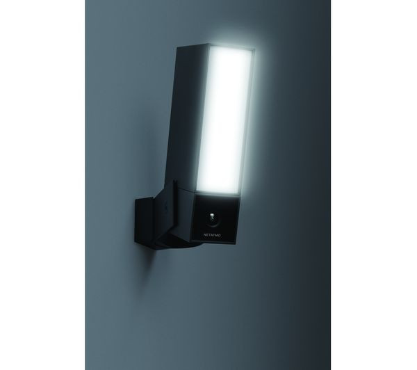 Best ideas about Outdoor Light With Camera . Save or Pin Buy NETATMO Presence Outdoor Security Camera with Light Now.