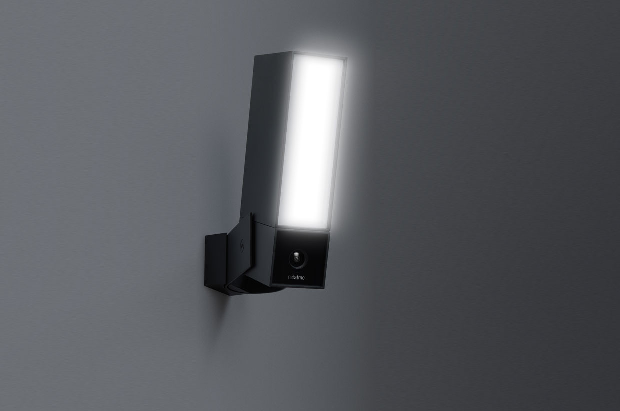 Best ideas about Outdoor Light With Camera . Save or Pin Netatmo Presence is a home security camera outdoor Now.