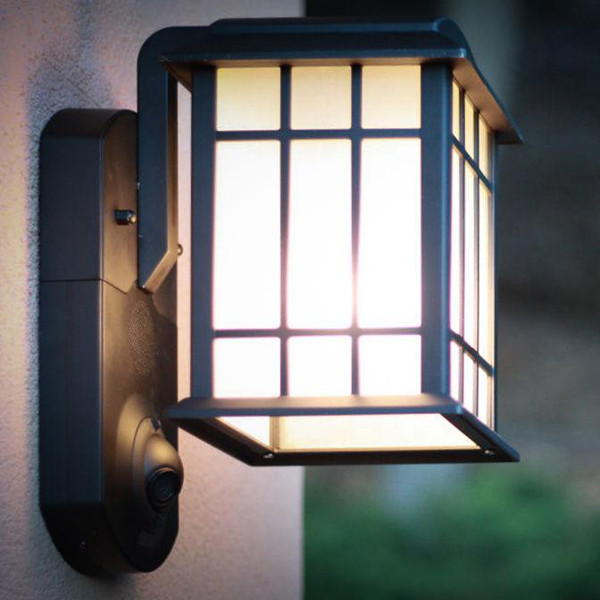 Best ideas about Outdoor Light With Camera . Save or Pin Maximus Smart Security Light Packs in an HD Camera Now.