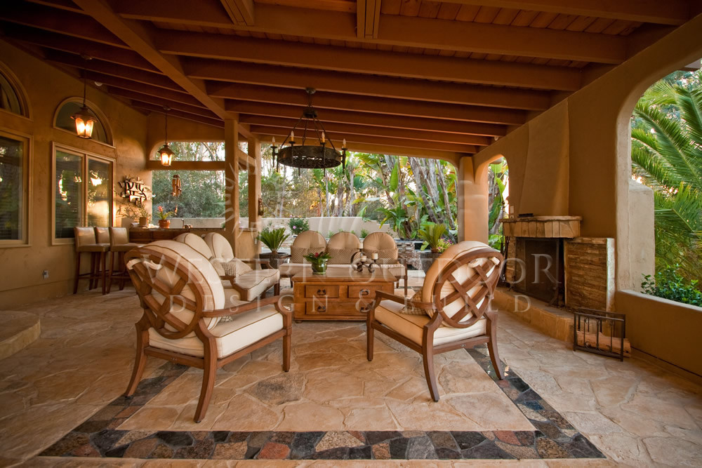 Best ideas about Outdoor Living Room . Save or Pin Cabanas Outdoor Living Spaces Gallery Western Outdoor Now.