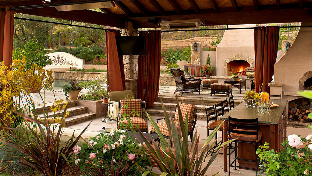 Best ideas about Outdoor Living Room . Save or Pin Outdoor Living Pool & Spa Depot Now.