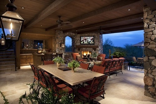Best ideas about Outdoor Living Room . Save or Pin 55 Outdoor Living Designs Ideas and s PatioStylist Now.