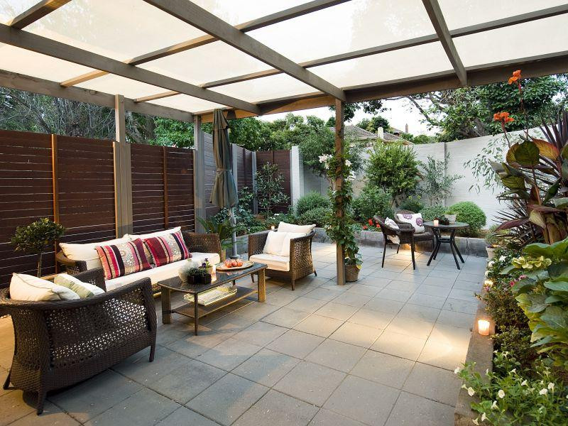 Best ideas about Outdoor Living Room . Save or Pin DIY Ideas for Spacious Outdoor rooms Now.