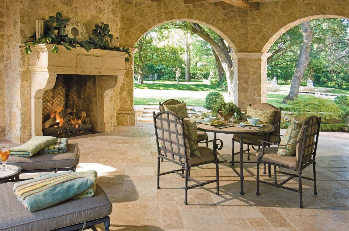 Best ideas about Outdoor Living Room . Save or Pin Outdoor Living Spaces by Harold Leidner Now.