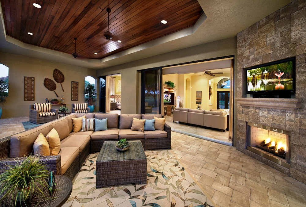 Best ideas about Outdoor Living Room . Save or Pin Living Rooms That Look Like Outdoors Now.