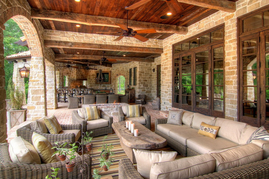 Best ideas about Outdoor Living Room . Save or Pin 22 beautiful outdoor living rooms & outdoor room ideas Now.