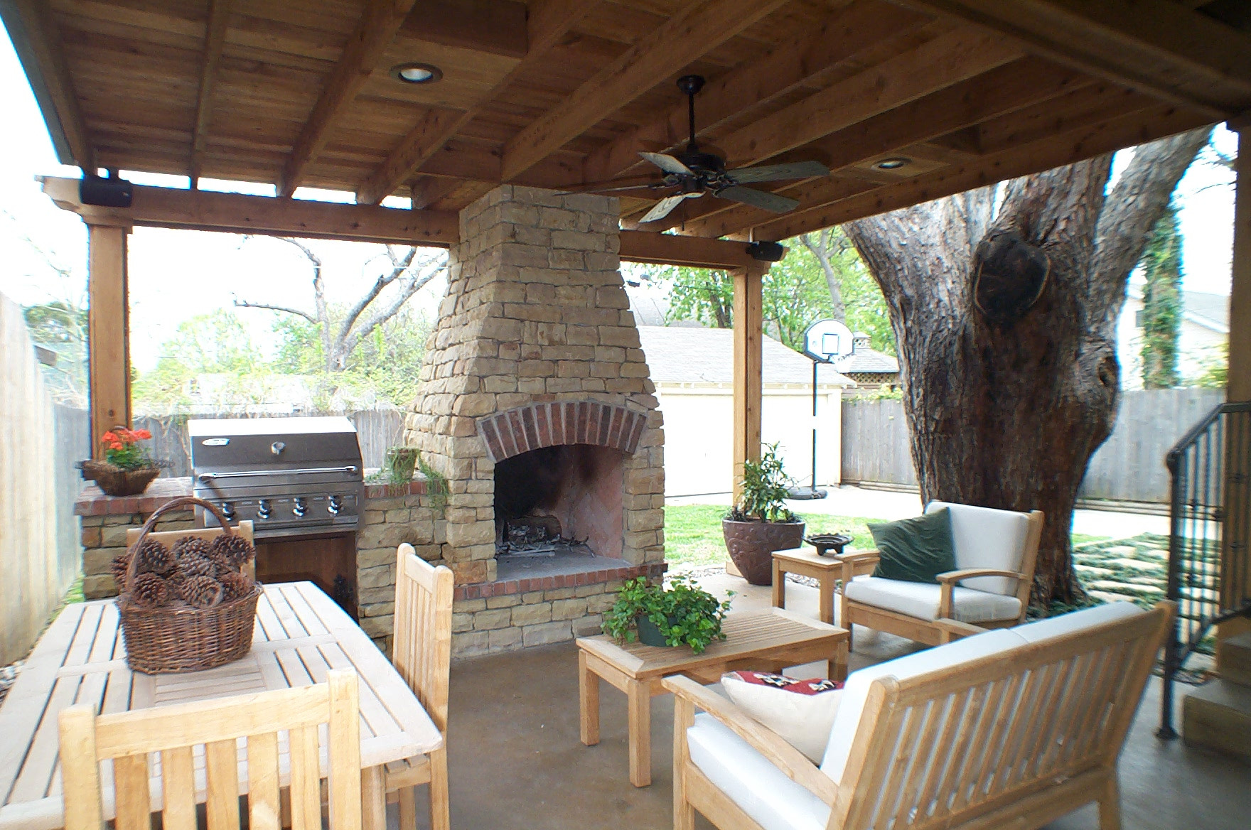 Best ideas about Outdoor Living Room . Save or Pin Charming Outdoor Living Spaces for Your Modern Dwelling Now.