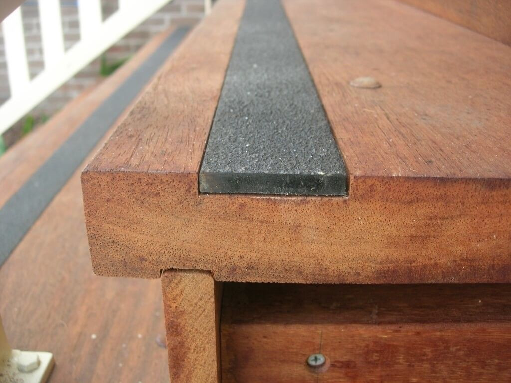Best ideas about Outdoor Non Slip Stair Treads For Wood . Save or Pin Flooring Inlay Non Slip Stair Treads For Outdoor Stairs Now.