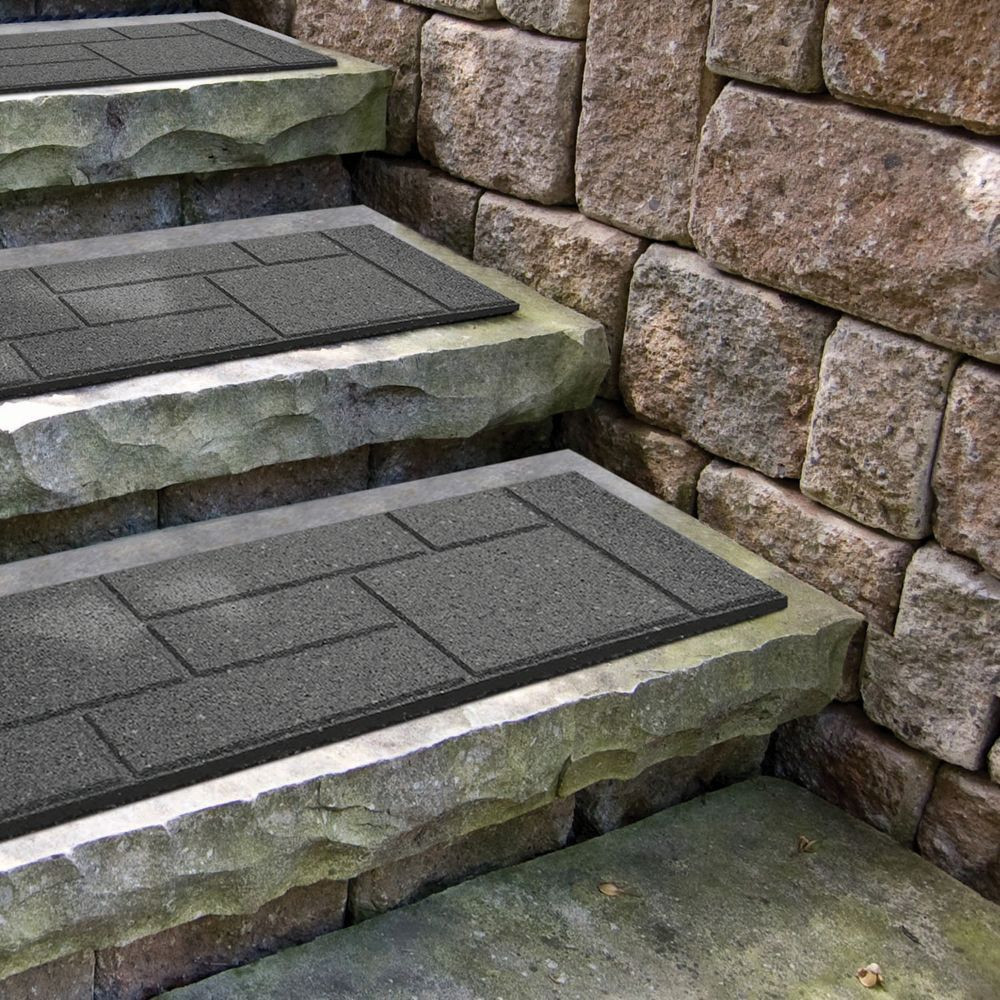 Best ideas about Outdoor Non Slip Stair Treads For Wood . Save or Pin Good Outdoor Non Slip Stair Treads — Railing Stairs And Now.