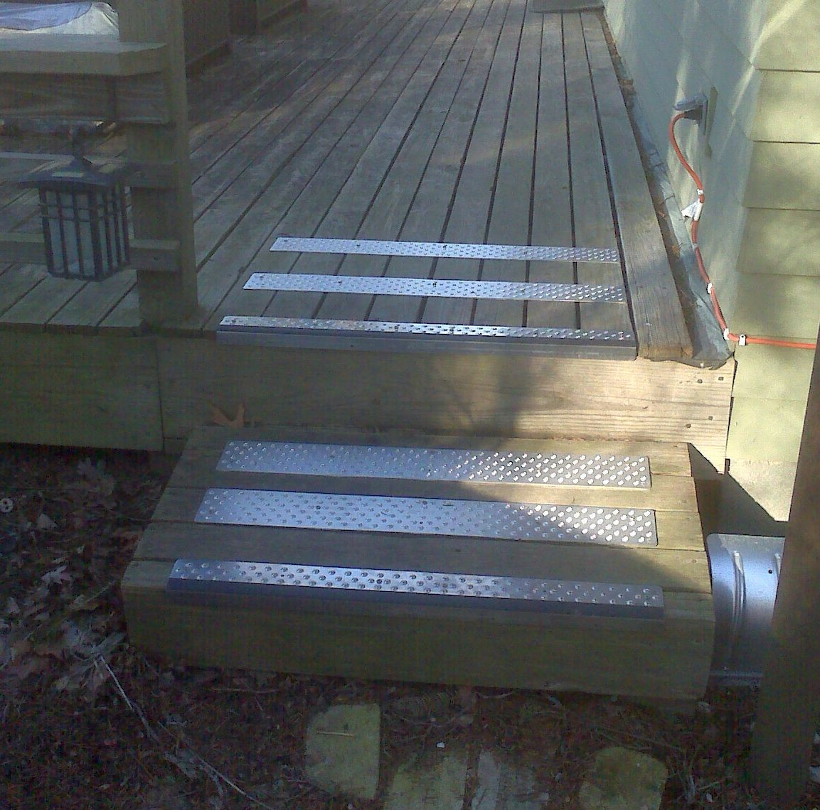 Best ideas about Outdoor Non Slip Stair Treads For Wood . Save or Pin National Hardware Shows Brings To her Unique Products Now.