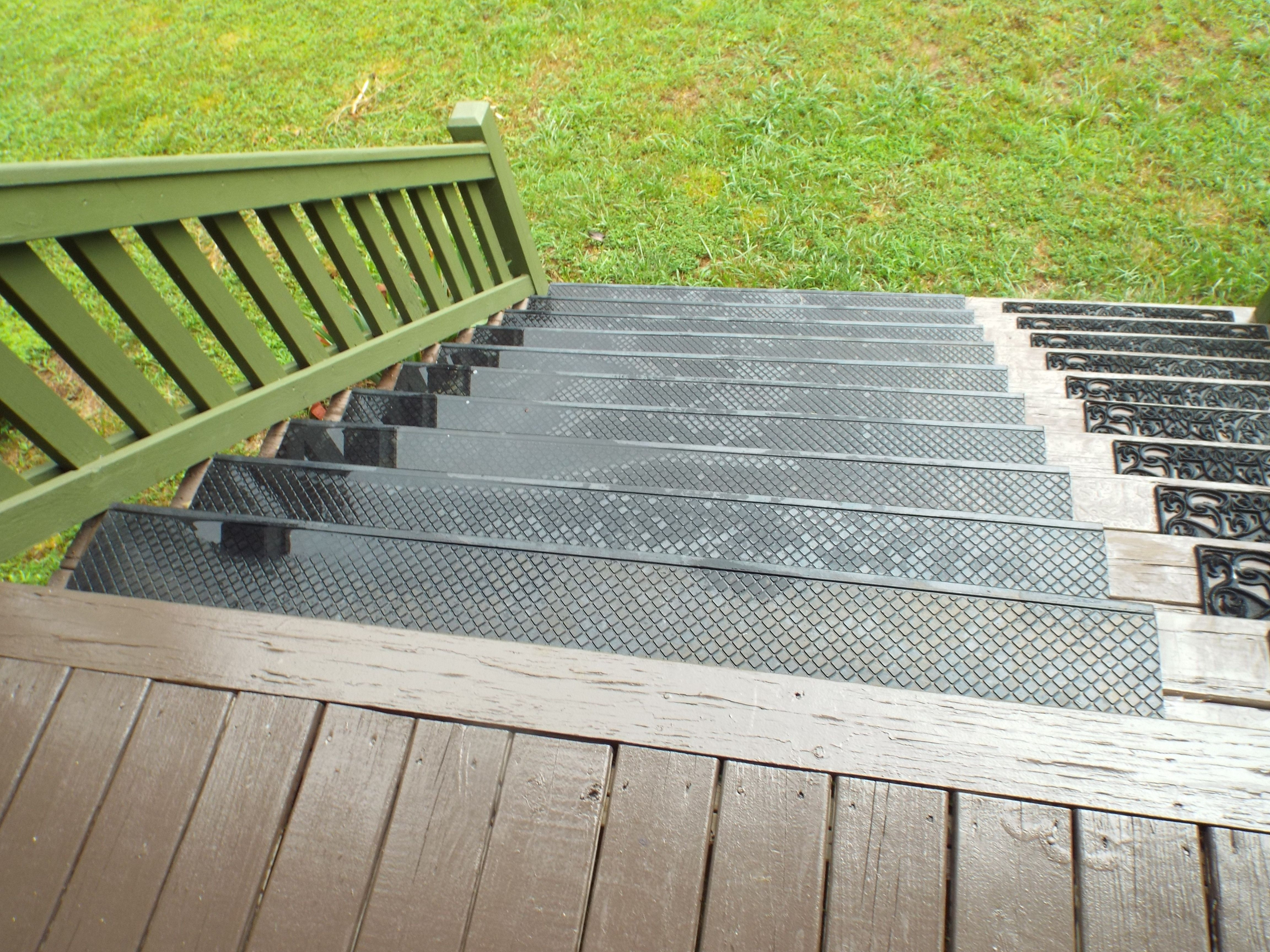 Best ideas about Outdoor Non Slip Stair Treads For Wood . Save or Pin Add outdoor stair treads to prevent wood steps from Now.