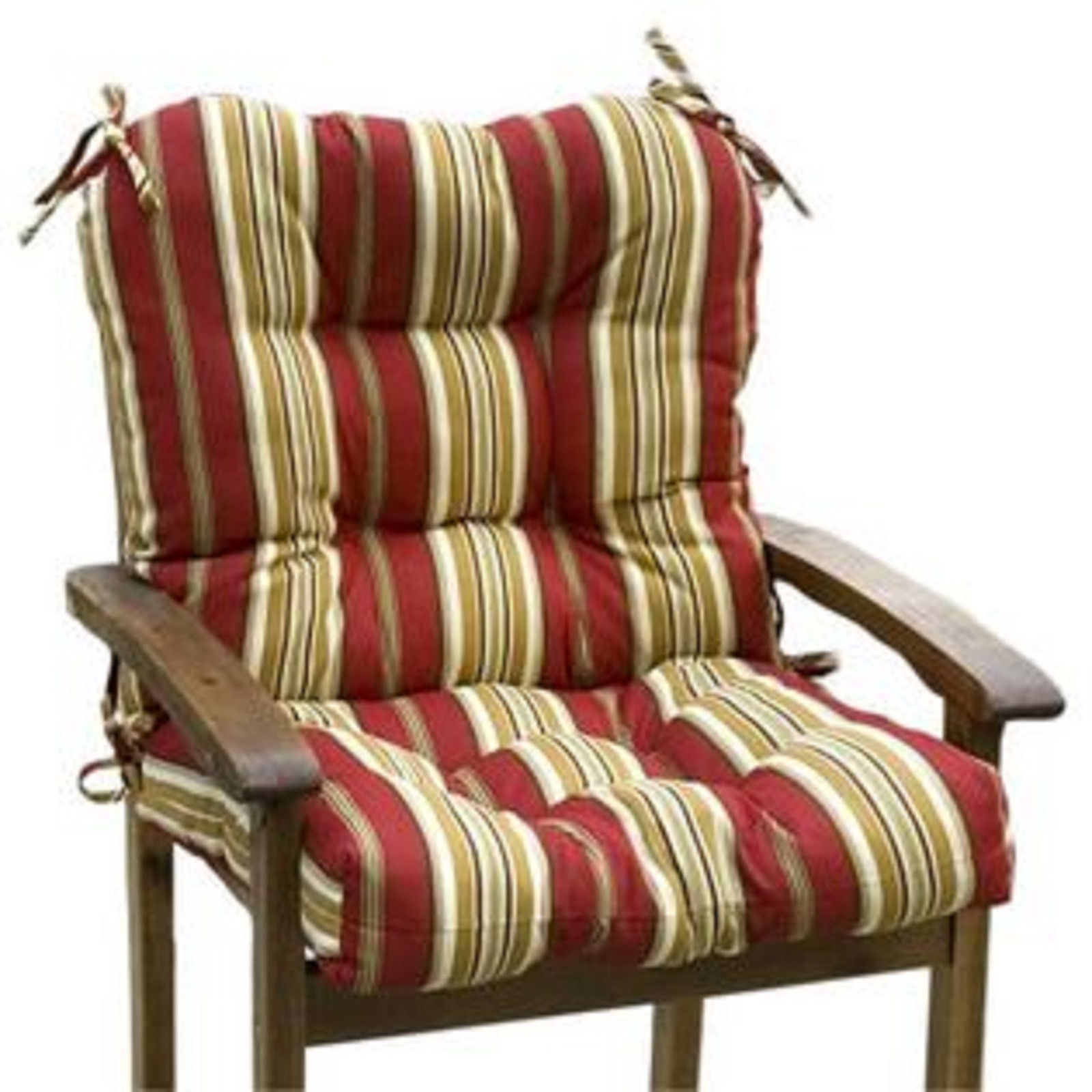 Best ideas about Outdoor Patio Chair Cushions . Save or Pin Greendale Home Fashions Outdoor Seat Back Chair Cushion Now.