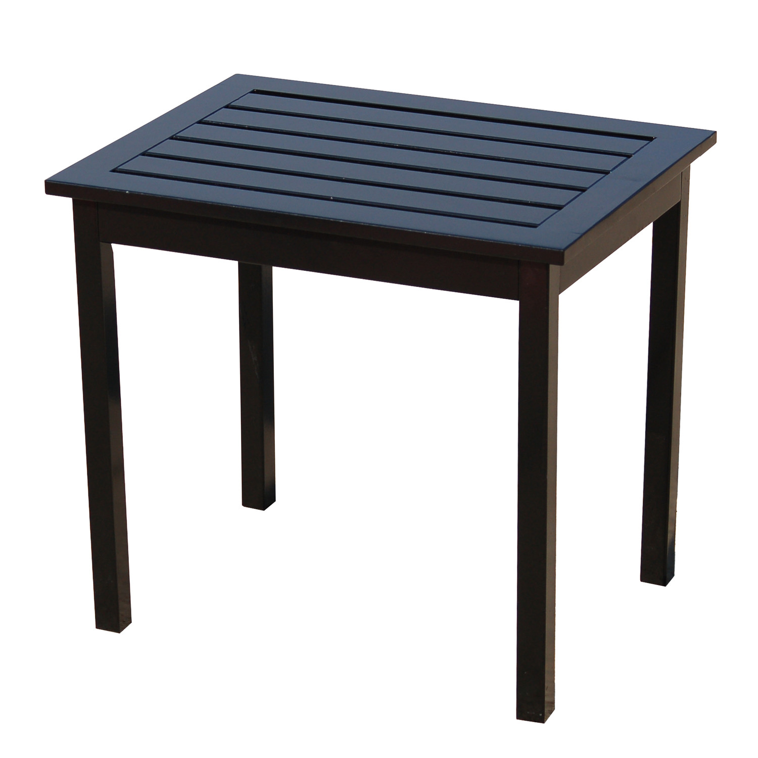 Best ideas about Outdoor Side Table . Save or Pin Hardwood End Table Outdoor Accent Tables Outdoor Shop Now.