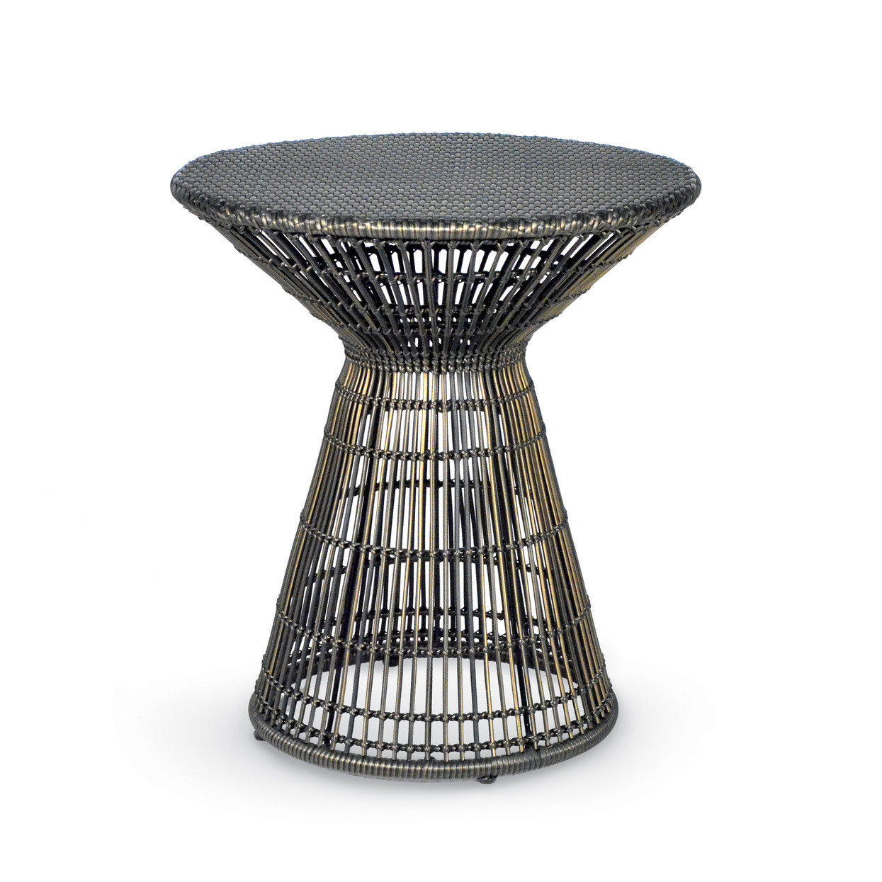 Best ideas about Outdoor Side Table . Save or Pin Verona Outdoor Side Table Espresso Now.