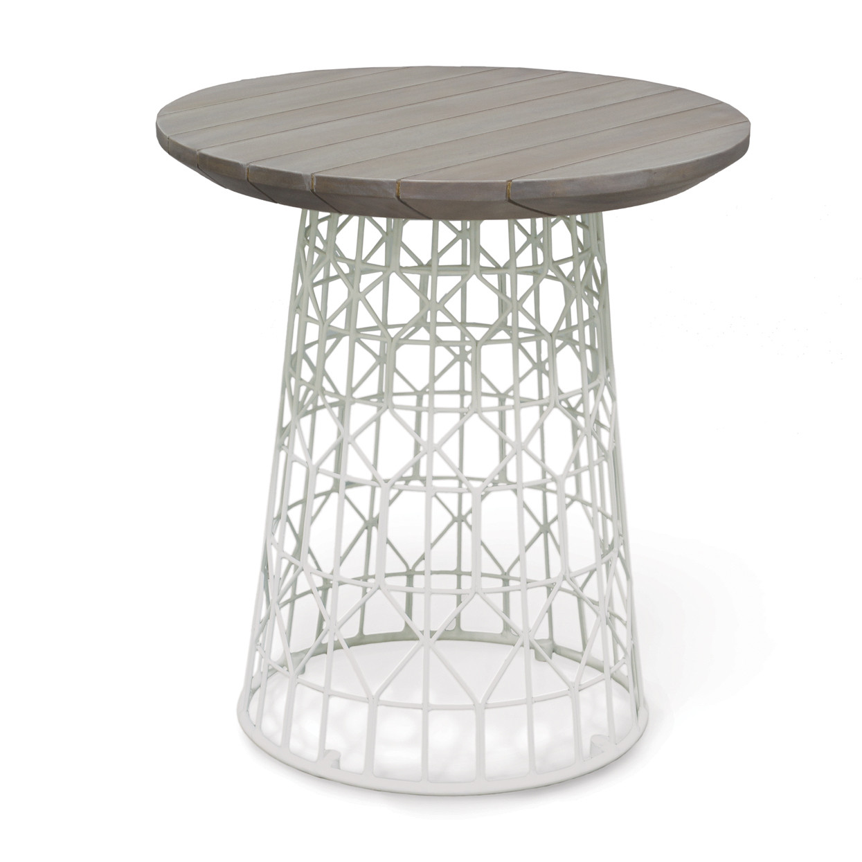 Best ideas about Outdoor Side Table . Save or Pin Capri Outdoor Side Table White Now.