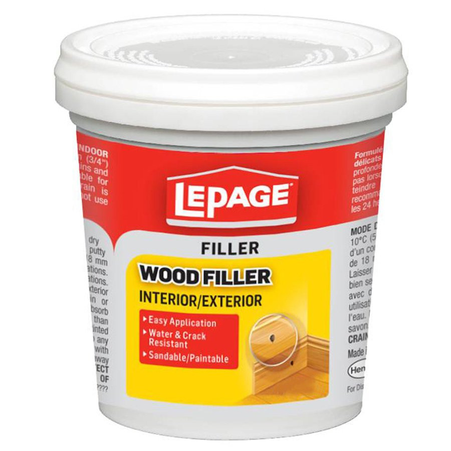 Best ideas about Outdoor Wood Filler . Save or Pin LePage Interior Exterior Wood Filler Now.