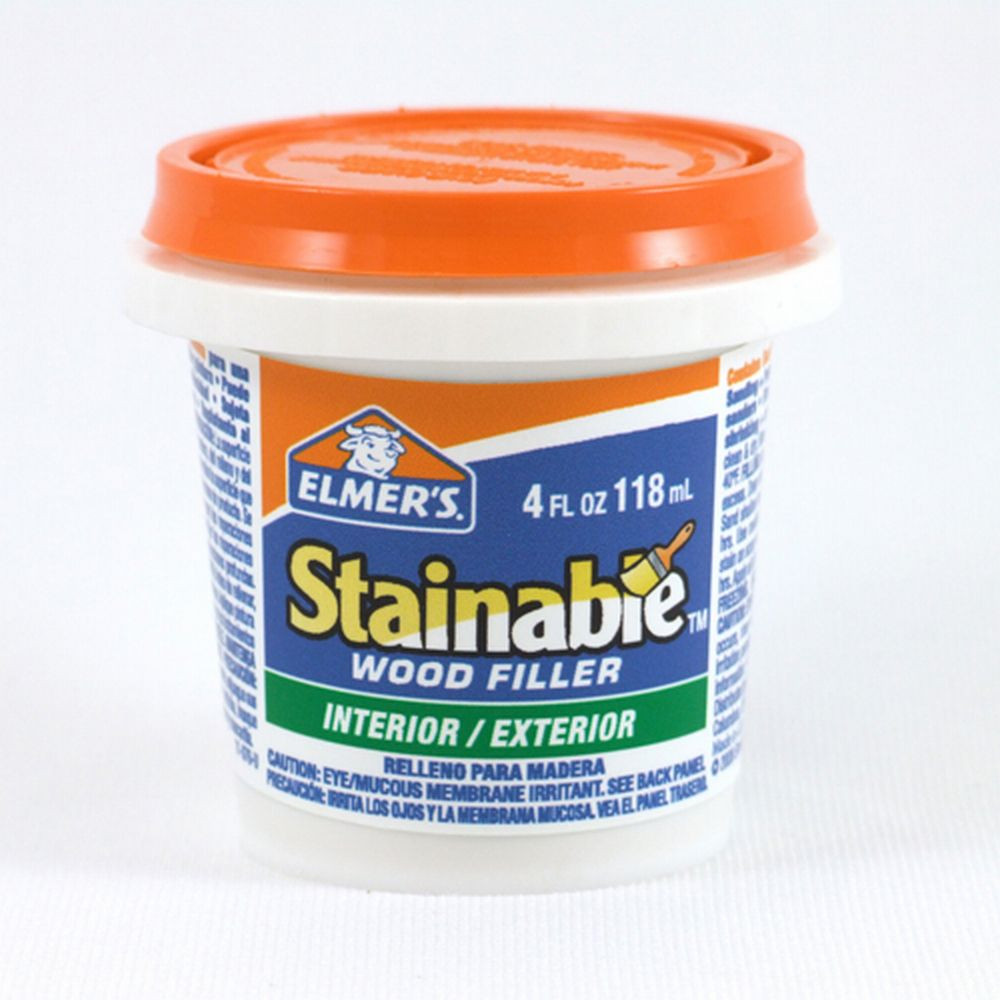 Best ideas about Outdoor Wood Filler . Save or Pin ELMER S PRODUCTS INC E889 4 oz Carpenter s Stainable Now.